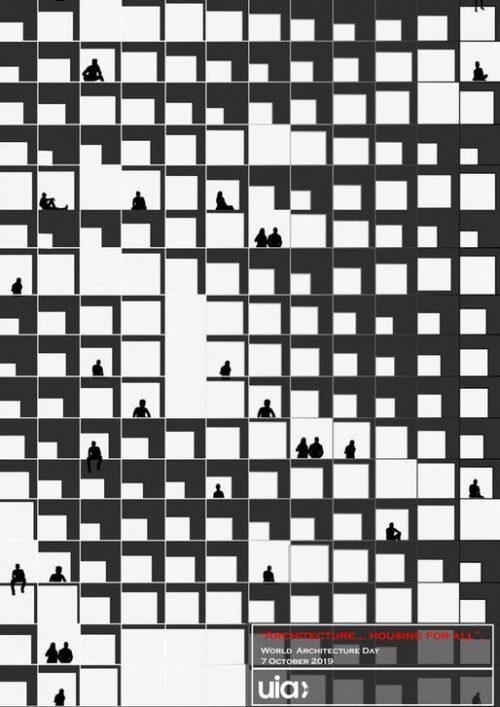 Poster Dia Mundial da Arquitetura