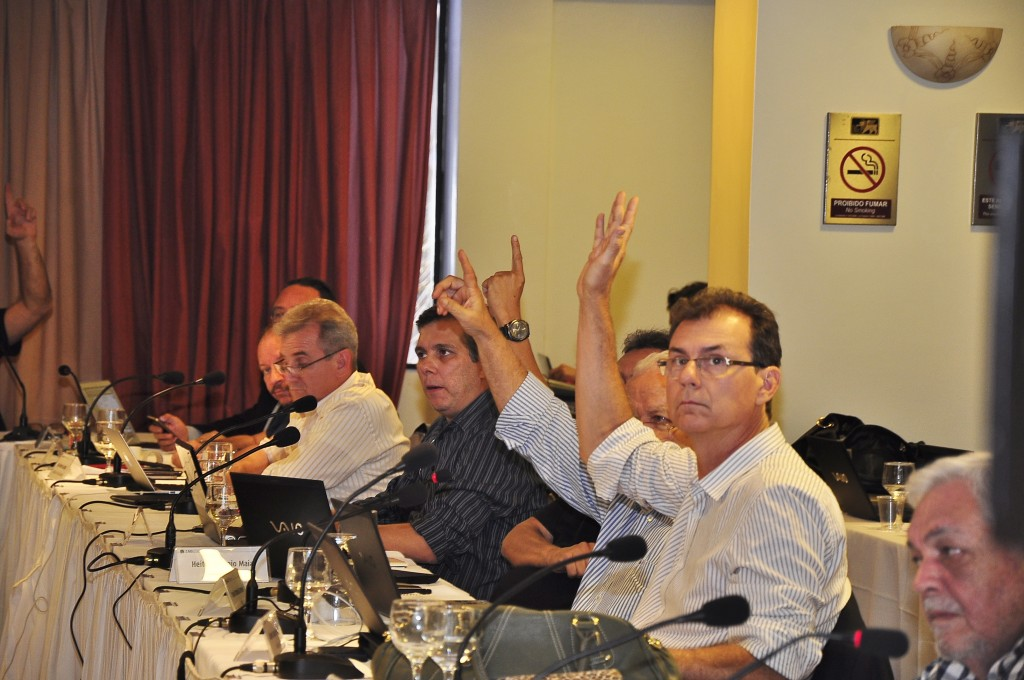 10 Reunião Plenária