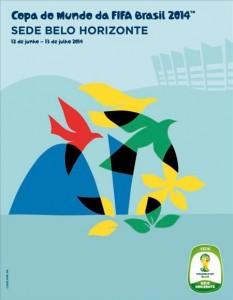 cartaz de Belo Horizonte