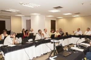8ª Reunião do CEAU
