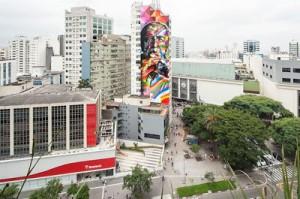 Mural para Niemeyer