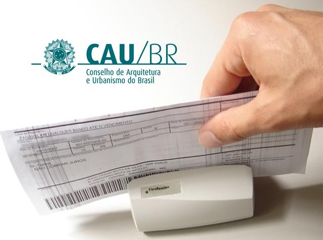 Anuidades do CAU atrasadas podem ser refinanciados