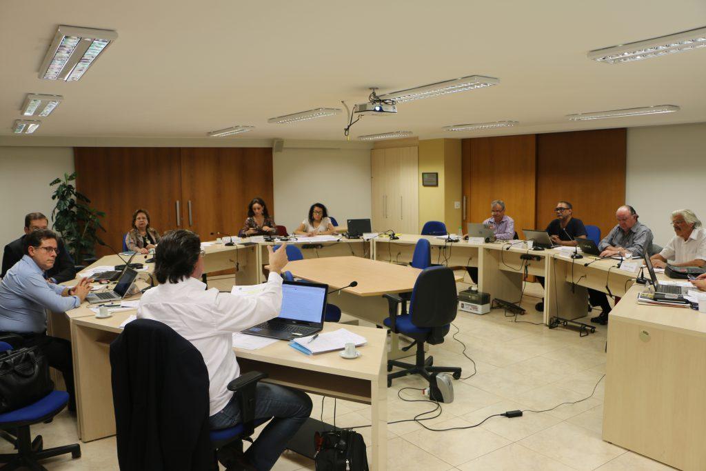 Reunião entre CAU/BR e CONFEA realizada no dia 11 de maio em Brasília