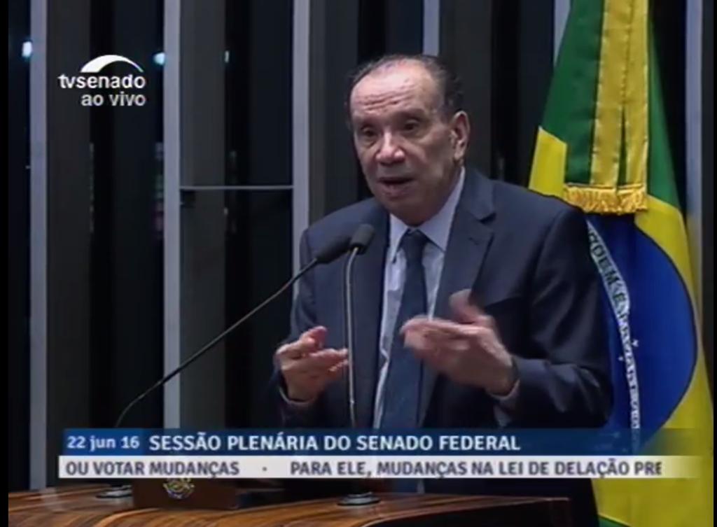 Senador Aloysio Nunes (PSDB-SP)