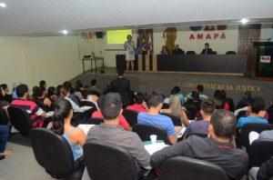 Seminário de Política Urbana e Ambiental – sede da OAN/Ap. Fonte: CAU/AP.