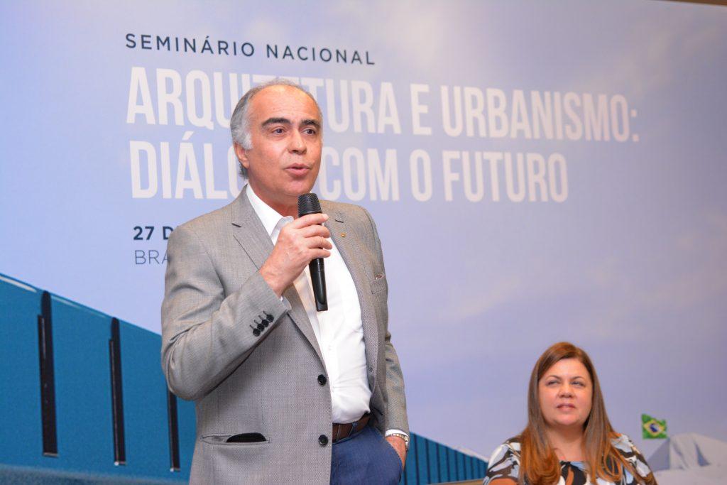 Haroldo Pinheiro (CAU/BR)