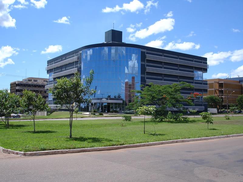 Sede Ministério Público do Estado do Tocantins