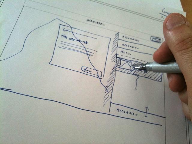 Proposta de norma técnica quer definir diretrizes para boas práticas de design. Imagem: Luca Mascaro/FlickrCC.