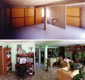 Andes e depois - Quinta Monroy, em Iquique, Chile