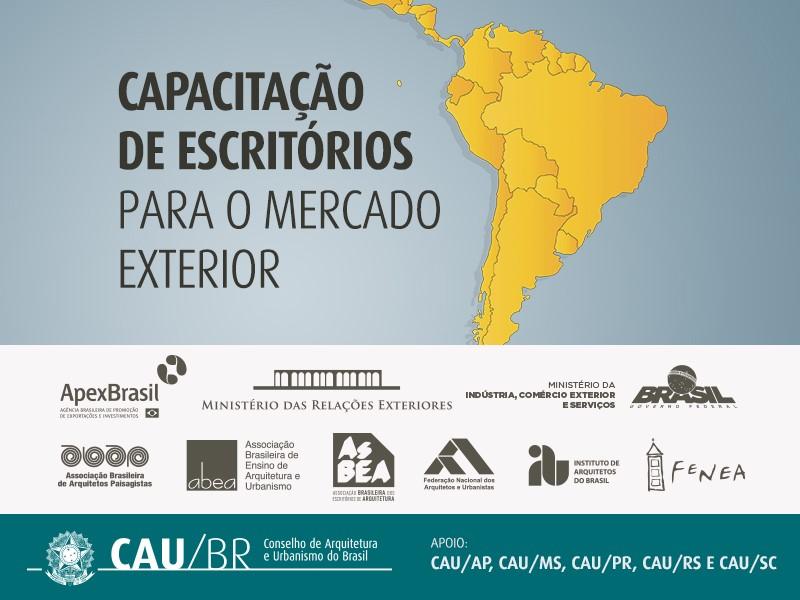 Capacitação para o Mercado Exterior em Arquitetura e Urbanismo