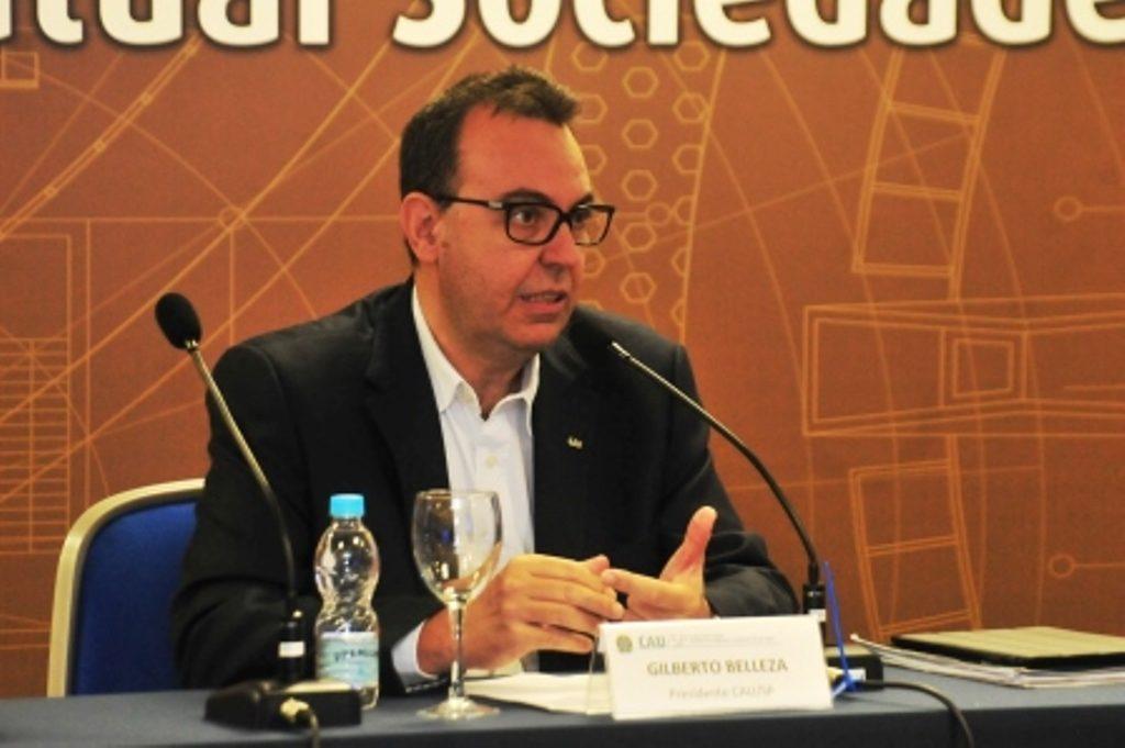 Gilberto Belleza, do CAU/SP: os casos da Lava Jato têm relação com falhas de projetos das obras