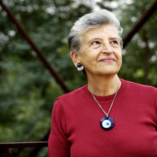 Rosa Kliass, pioneira da Arquitetura Paisagística no Brasil (Foto: Rosakliass.com.br)