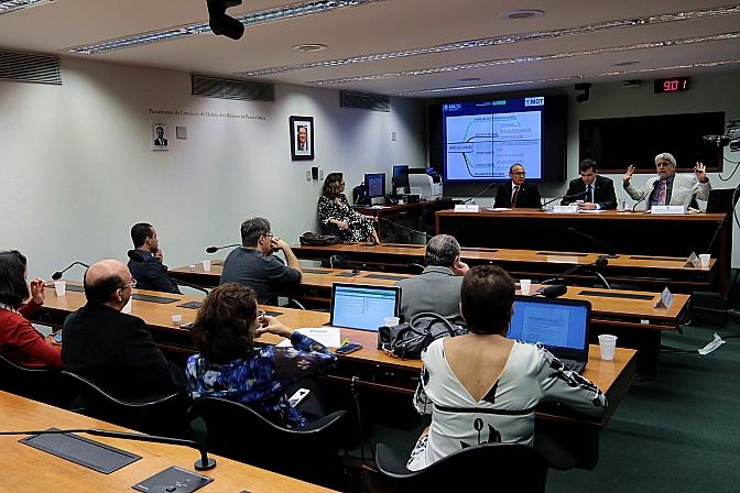 Quarta edição do Fórum Interativo discutiu a mobilidade urbana no Brasil (Foto: Will Shutter/Câmara dos Deputados)