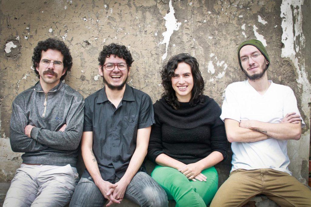Coletivo de arquitetos equatorianosAl Borde (Foto: Divulgação)