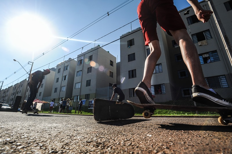 "3º lugar geral: ""Superando barreiras"" - Anderson Coelho, de Londrina (PR)"