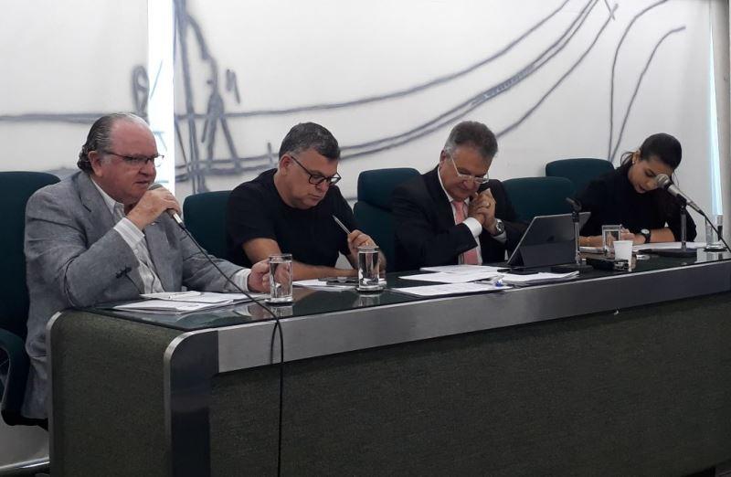 Saudado pelo coordenador da entidade, José Augusto Viana Neto, o presidente do CAU/BR ressaltou a importância da existência do Fórum, que discute matérias de interesse comum dos conselhos