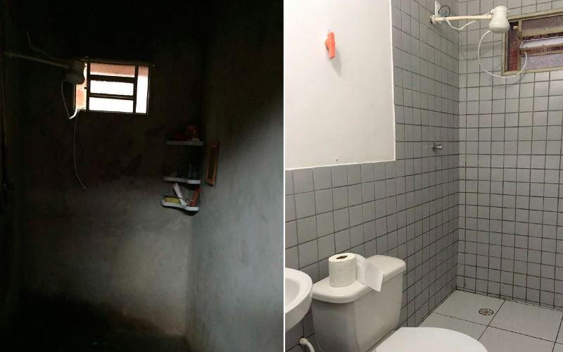 Maioria das melhorias realizadas nas casas é em banheiros e cozinhas
