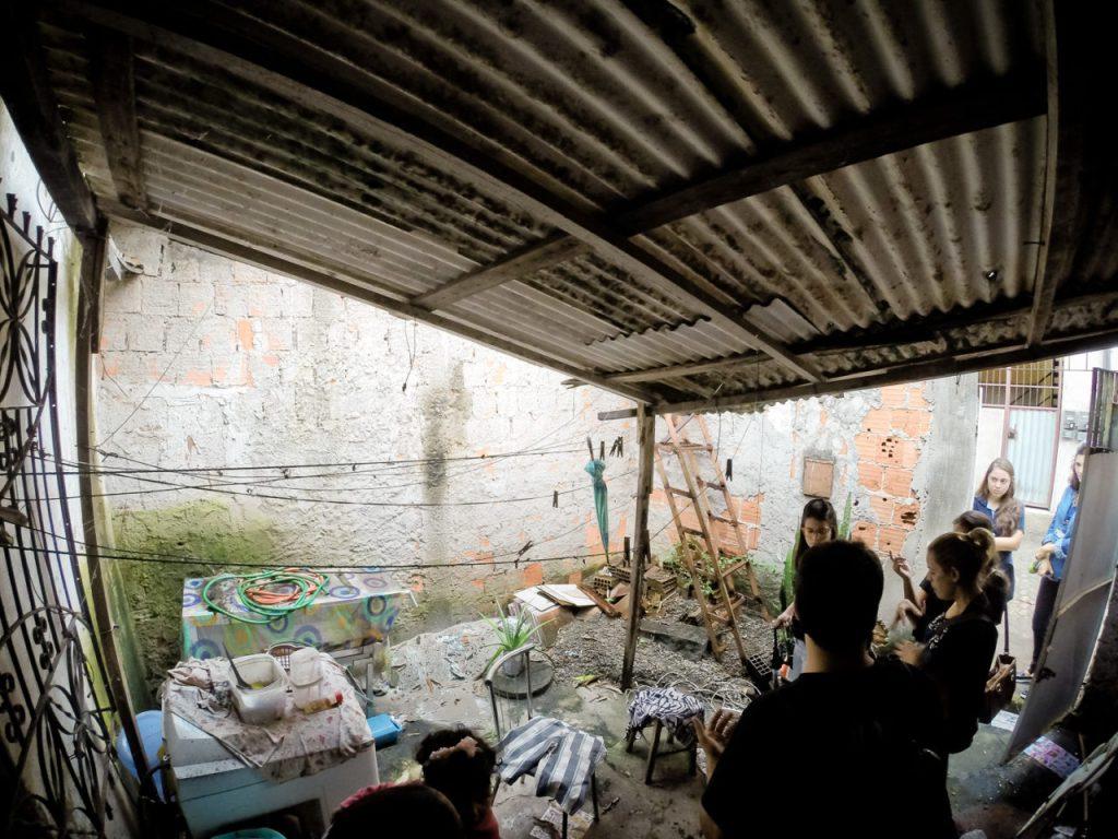 Adote um Ambiente: profissionais visitaram próxima casa a ser reformada pelo projeto