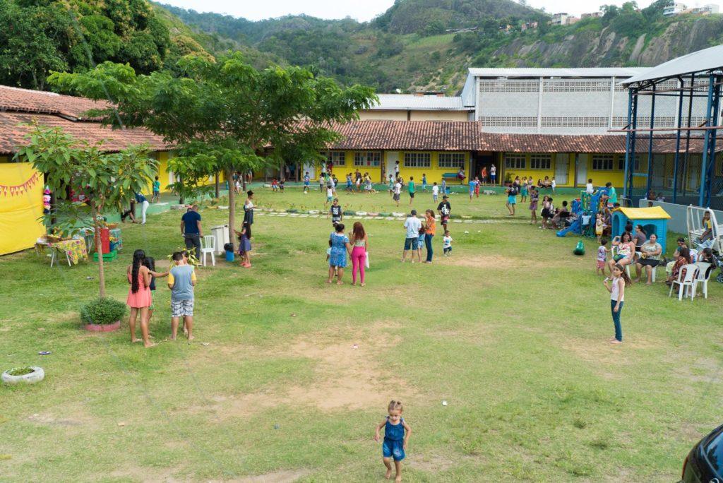 Sede da Fundação Beneficente da Praia do Canto, onde vai funcionar o escritório de extensão do Adote uma Casa