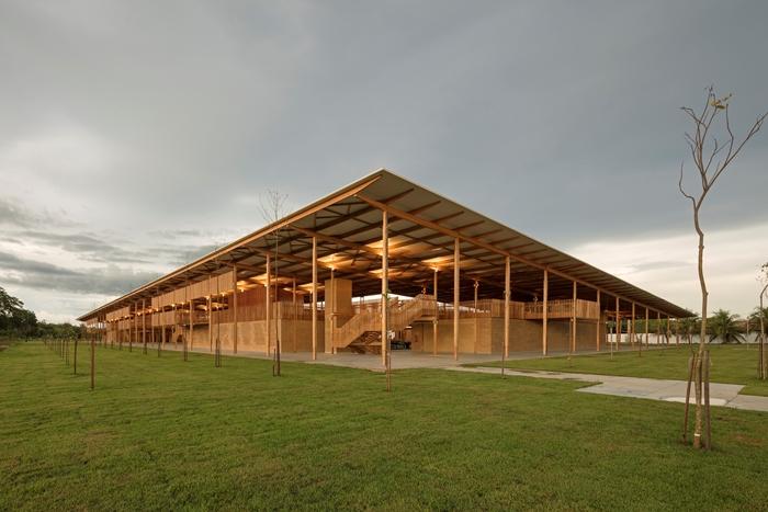 Moradias Estudantis em Formoso do Araguaia (TO) -Projeto de Aleph Zero e Rosembaum