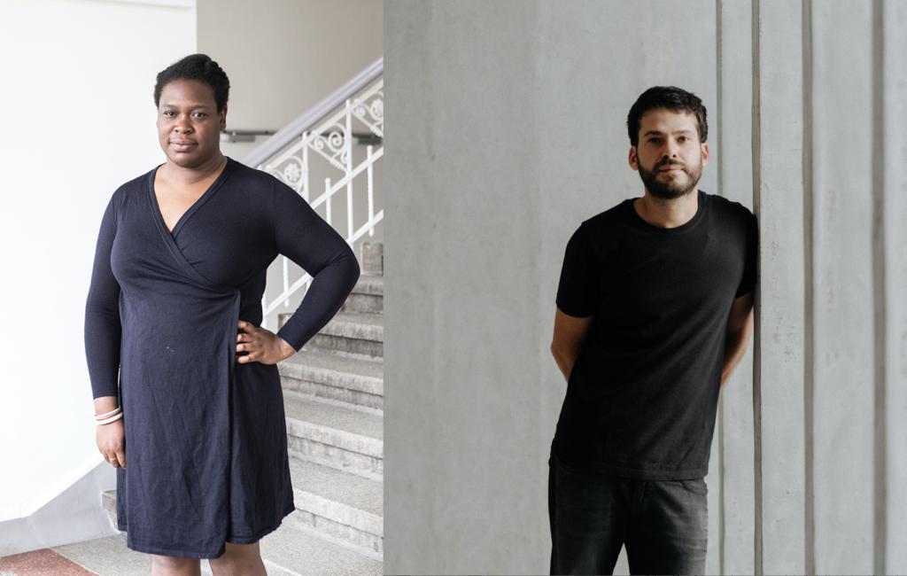 Sepake Angiama e Paulo Tavares foram selecionados como co-curators da Bienal de Chicado 2019