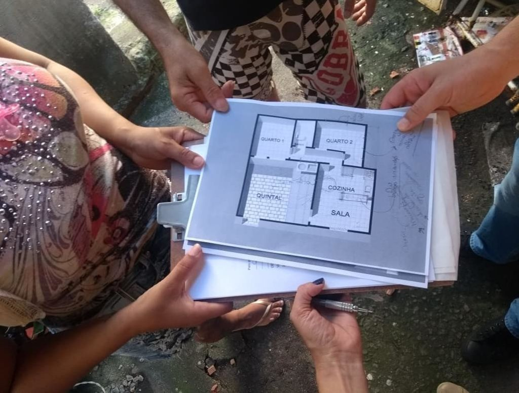 Projeto da quarta casa a ser reformada já foi aprovado pela família. Obra começa em junho