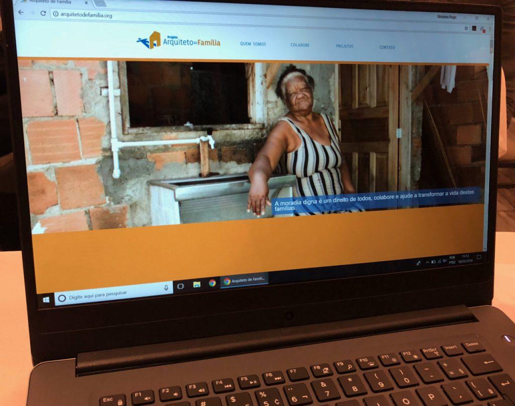 Arquiteto de Família: Site que permite financiamento coletivo de reformas foi tema da nona reportagem especial