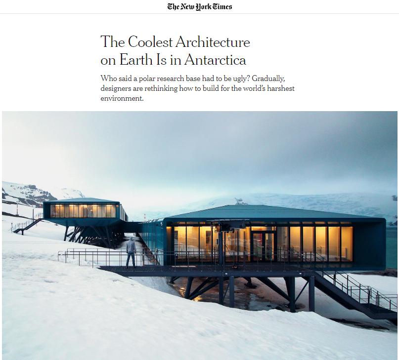 Estação Antártica